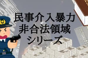 民事介入暴力シリーズ