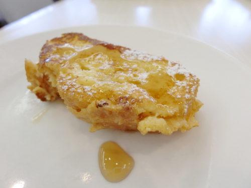 エピナール那須のフレンチトースト