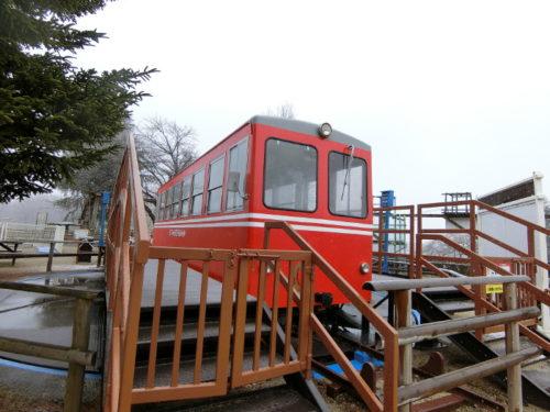 りんどう湖スイス鉄道車両